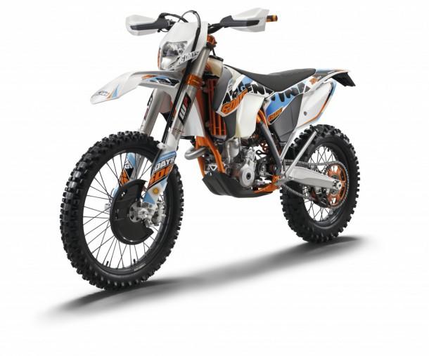KTM 350EXC-F SIXDAYS