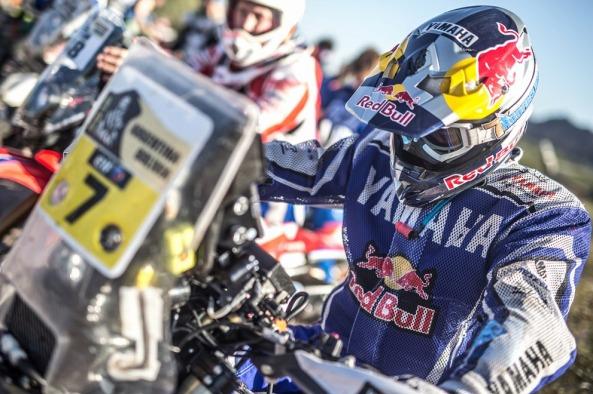 ステージ優勝のエルダー・ロドリゲス
