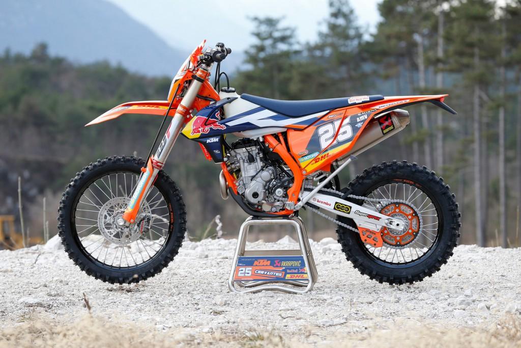 140733_Ivan Cervantes KTM 250 EXC-F 2016