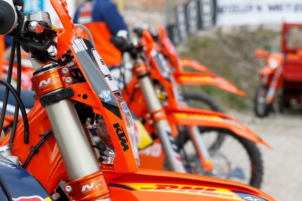 140857_Bikes KTM Enduro Factory Racing Team 2016