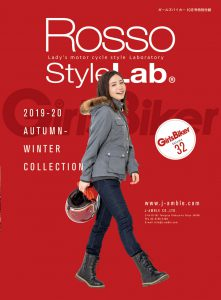 『RossoStyleLab Collection 2019-20 AUTUMN-WINTER』