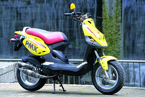 PGO PMX50
