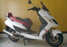 KYMCO・ディンク200 I