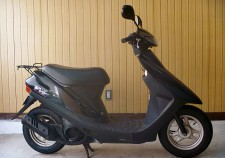 Honda・スーパーDIO 50