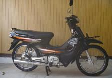 Honda・ドリーム100