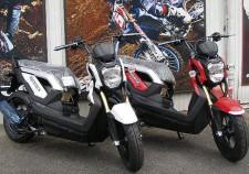 Honda ズーマーX