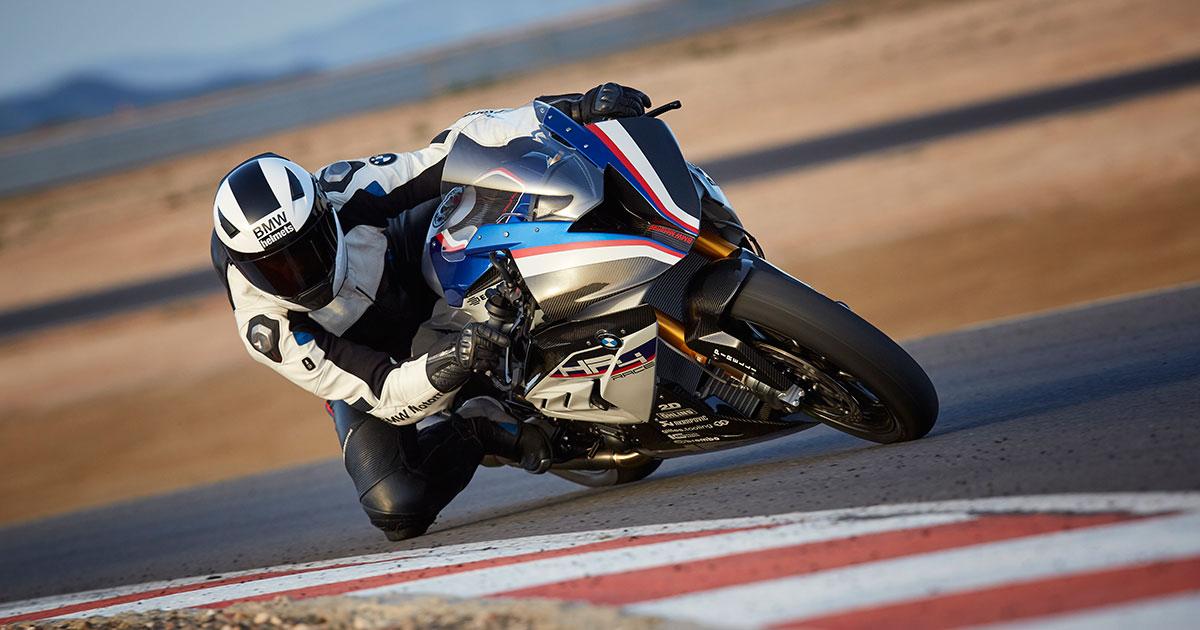 HP4 Race体験試乗が抽選で当たる! 「BMW Motorsport 体感キャンペーン」